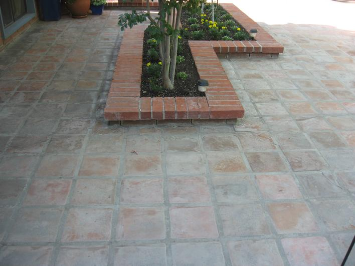 One of a kind tile installing contracting company san diego picture of tecate pavers
