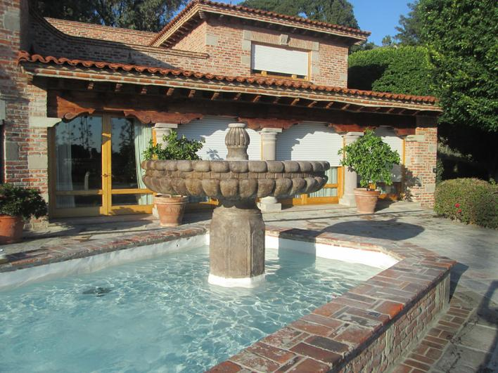 PROFESSIONAL RESTORATION CLEANING & SEALING CANTERA STONE FOUNTAIN SAN DIEGO LOS ANGELES