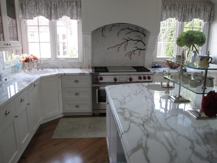 Beautiful Marble Tile Mosaic