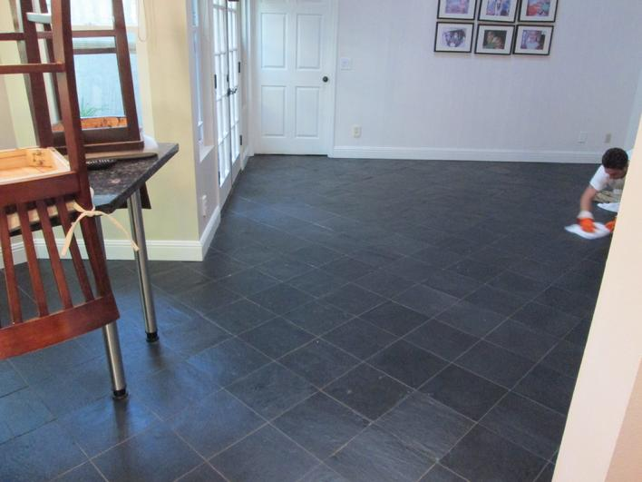 SLATE TILE CLEANING & RESEALING COMPANY IN SAN DIEGO
